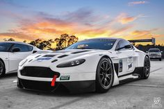 Aston Martin Vantage GT4   | Drive a Aston @ http://www.globalracingschools.com