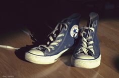 my first pair of chucks where these ones