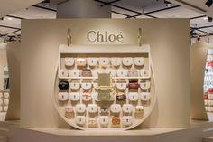 """ISETAN,Shinjuku, Tokyo, Japan, """"Chloe: We love Drew"""", creative by Chameleon Visual,UK, pinned by Ton van der Veer"""