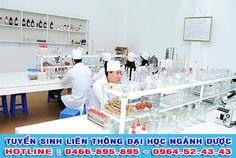 Tuyển sinh liên thông Đại học Dược tại Hà Nội
