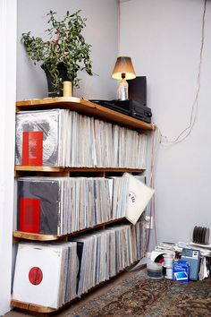 design is mine : isn't it lovely?: record collections.