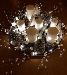 Der Tannenzapfen kommt zu Weihnachten - Home Decoration Ideas - Noel Christmas, A Christmas Story, Rustic Christmas, Christmas Crafts, Christmas Ornaments, Magical Christmas, Christmas Ideas, Nordic Christmas, Modern Christmas