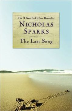 The Last Song, really good book! Or any Nicholas Sparks book. (I already have a walk to remember)