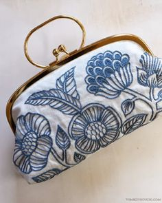Antic&Chic. Decoración Vintage y Eco Chic: Yumiko Higuchi, el arte de bordar