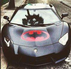 Batman Lambo
