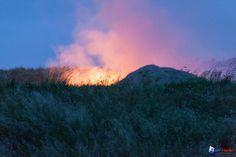 Brand vuilnisbelt Medemblik, kans op stankoverlast