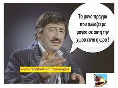 Πες το ψέμματα, αείμνηστε Χάρρυ...... Greek Memes, Funny Greek Quotes, Funny Images, Real Life, Greece, Memories, Artists, Humor, My Love