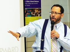 Outspoken social critic Michael Eric Dyson challenged Black adults to stop convicting Black youths on what they wear, how they speak or style their hair.