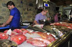 Mar viva, en Corcubión Sweet, Gastronomia, Nail, Food, Candy