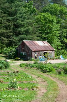 The Gardens of Blackberry Farm, Tennessee