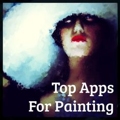 Top Art Apps for Sketching, Painting and Applying Painterly Effects. Also try SketchbookPro, Procreate, and Artrage