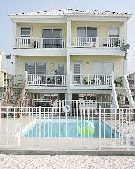 Fab Gulf-Front 5BR LgPrivPool/WiFi/Ideal Loc-sleeps16-call 4 specials