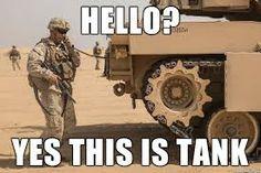 Exterior tank-infantry telephone installed on Abrams as part of TUSK (Tank Urban Survival Kit) x Military Jokes, Military Life, Military Store, Marine Corps Memes, Marine Humor, Usmc Humor, Marines Funny, Funny Army, Urban Survival Kit