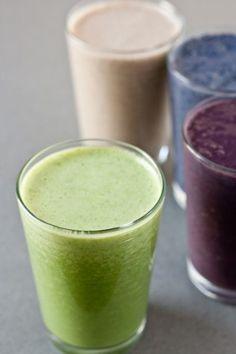 fruit smoothie recipes: