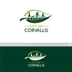 The City of Corvallis Active Transportation Pro... Bold, Playful Logo Design by MBARO