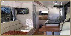 motorhomes interiors design.