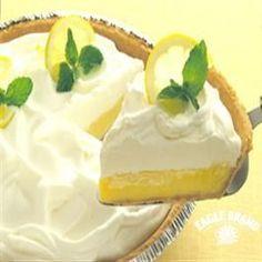 Lemon Cream Pie from Eagle Brand®