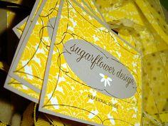 yellow wedding invitaitons Yellow Wedding Invitations, Yellow Weddings, Happily Ever After, Flowers, Yellow, Wedding, Royal Icing Flowers, Flower, Florals
