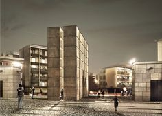 Gallery of SET Architects Win Bologna Holocaust Memorial Design Competition - 7