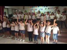 """Graduación 5 años: Canción """"Hoy nos graduamos"""" - YouTube"""