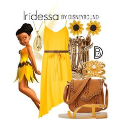 Iridessa by leslieakay on Polyvore featuring polyvore, fashion, style, River Island, Violeta by Mango, ALDO, SOPHIE MILLER, Dorothy Perkins, clothing and disney