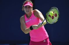 Belinda Bencic US Open 2014 youngest in the quarters since her mentor Martina Hingis