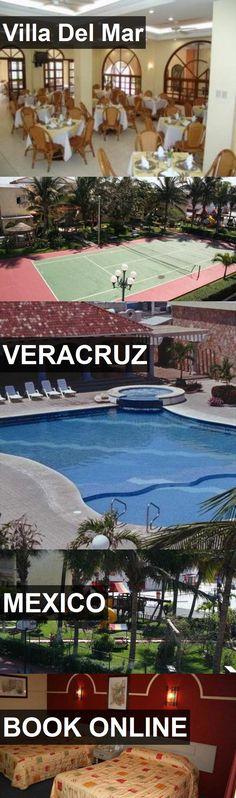 Hotel Villa Del Mar in Veracruz, Mexico. For more information, photos, reviews and best prices please follow the link. #Mexico #Veracruz #travel #vacation #hotel