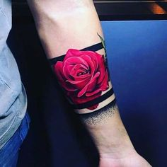 Forearm Tattoos, Body Art Tattoos, New Tattoos, Tattoos For Guys, Tattoos For Women, Tatoos, Lotusblume Tattoo, Herz Tattoo, Arm Band Tattoo