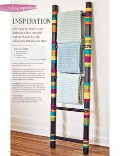 Making - beautiful crafts for your home  Feb 2015  Very creative ideas for your home.