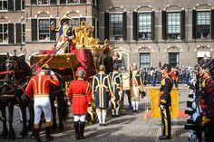 Foto's Gouden Koets | Prinsjesdag | Rijksoverheid.nl