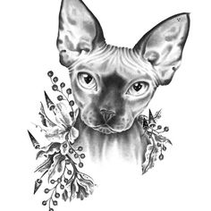 Wanna get a tattoo of io like this!! #sphynx #sphynxtattoo
