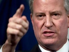 New York City Mayor Bill de Blasio said Monday that the city will be at risk of terror attacks if Attorney General Sessions cuts funding to sanctuary cities, the Daily Caller reported. Third Gender, Inauguration Ceremony, Sanctuary City, The Daily Caller, Breitbart News, Bill De Blasio, Big Government, Birth Certificate, Man Up