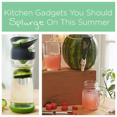 21 Kitchen Gadgets You Should Splurge On This Summer