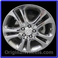 Best Auto Inspirations Images On Pinterest Wheels Alloy Wheel - Acura rl rims