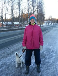 Kuopiolooks – wearing my parents' clothes for a walk