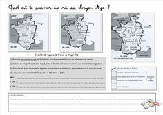 H9 Hugues Capet (naissance France, pouvoir du roi au Moyen âge)