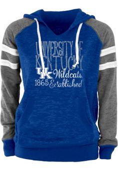 University of Kentucky Wildcats Women's Hooded Sweatshirt