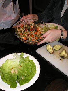 Fashionable Healthy Food Recipes Photo