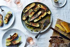 How to Make Marinated Zucchini - Genius Recipes
