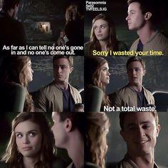 "#TeenWolf 5x02 ""Parasomnia"" - Lydia and Parrish"