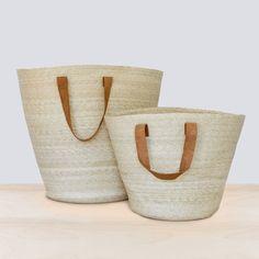 Mercado Basket - Natural
