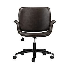 Hughes Office Chair-- Crate and Barrel