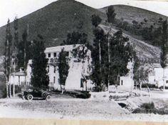 Fábrica de hilados, La Chafarina, Antequera