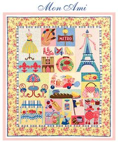 parisian quilts - Google Search