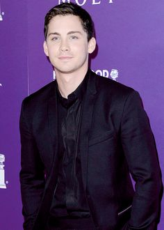 Logan Lerman attends the Hollywood Foreign Press Association's Grants Banquet in Beverly Hills, California August 14, 2014.