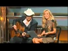 ▶ COUNTRY MUSIC AWARDS OPEN: BRAD PAISLEY AND CARRIE UNDERWOOD MOCK OBAMACARE - YouTube