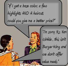 Salon humor