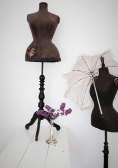 shabby chic frankreich schneiderpuppe schneiderb ste alt antik wespentaille ebay. Black Bedroom Furniture Sets. Home Design Ideas