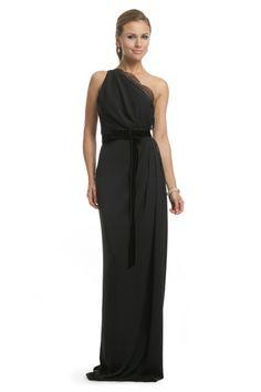 Robert Rodriguez Black Label Lace Surprise Gown: Rent the Runway