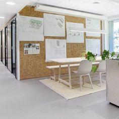 Trendy kork vegg fra WALL-IT! Divider, Wall, Room, House, Furniture, Home Decor, Bedroom, Decoration Home, Home